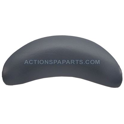 Picture of Op26-0018-85 Pillow Artesian Small Neck Gray