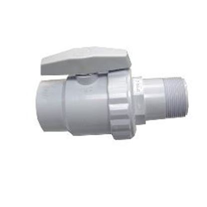 Picture of 1-1/2 In. Mipxskt 2-Way Ball Valve Sp0723s