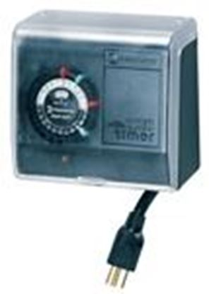 Picture of 120V-ALL WEATHER TIME CORD/PLUG P1101PC