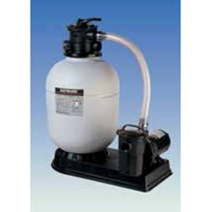 Picture of 14 In. Sand Filter W/4-Way Valve - Tl S144t1540stl