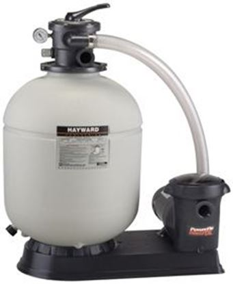 Picture of 18 In. Sand Filter Sys W/1.5hp Tl Pump S180t93stl