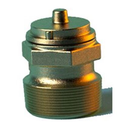 Picture of 2 In. Mip Brass Hydrostat Sp57