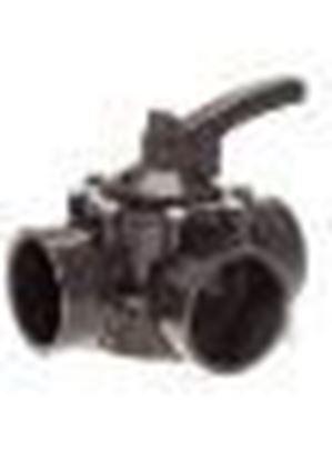 Picture of 2 In-2-1/2 In Cpvc 3 Port Diverter Valve Psv3s2