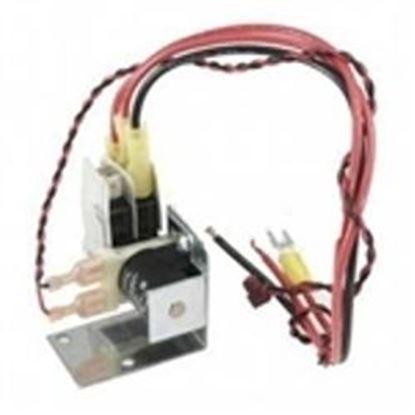 Picture of 2 Speed Motor Relay Kit W/Bracket Ji6796