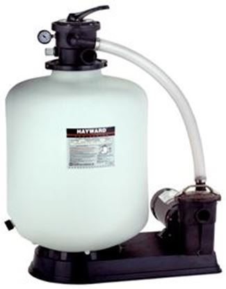 Picture of 23 In. Filter W/Valve 1-1/2 Hp Pump S230t93s