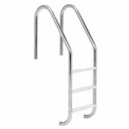 Picture of 4 Step Straight Wall Ladder Rlf24e4c