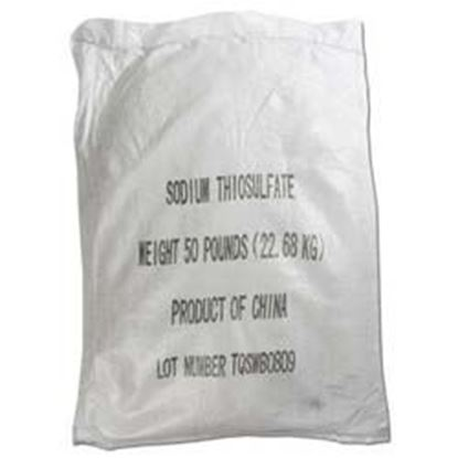 Picture of 50LB BAG SODIUM THIOLSULFATE EL116BAG