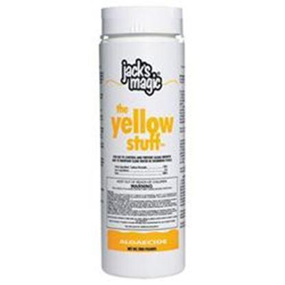 Picture of YellowStuff 99% SodiumBromide 2lb 12/CS JMYELLOW2