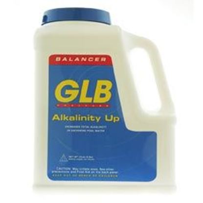 Picture of Alkalinity Up 15 Lb - 2/Cs Gl71204