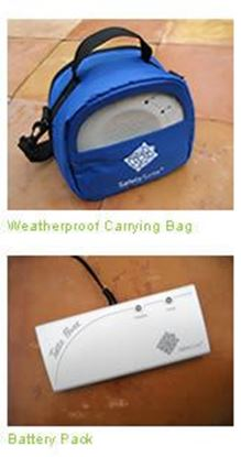 Picture of BATTERY PACK & WATERPROOF BAG STP101