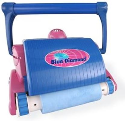 Picture of Blue Diamond Remote Clnr W Caddy 71052rr Bld03rc