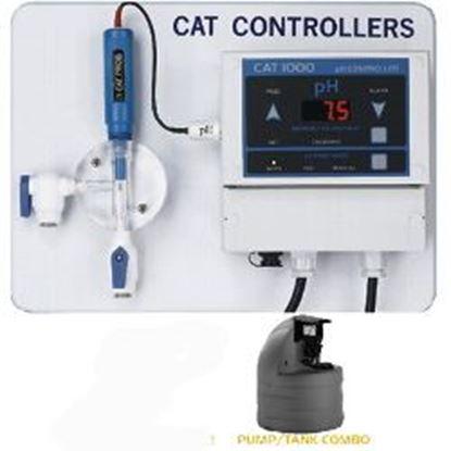 Picture of CAT 1000 pH CNTRL PKG W/ PUMP TANK COMB CAT1000PTC