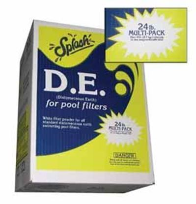 Picture of D.E. 6 LBS BAGS-BOX OF 4 60/SKD DE24B