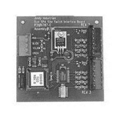 Picture of DUAL SPA SIDE SWITCH KIT JI6588