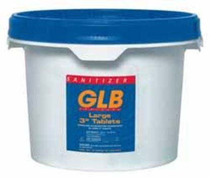 Picture of Glb 3 In. Tablets 15lb Bucket Gl71232