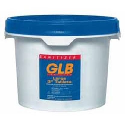 """Picture of Glb 3"""" Chlorine Tablets 90lb Pail Gl71226a"""