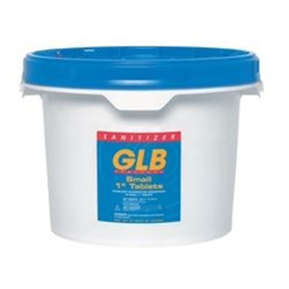 Picture of Glb Small 1 In. Tablets 50 Lb Bucket Gl71262