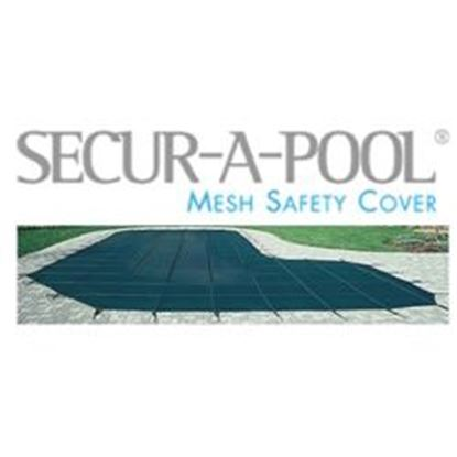 Picture of Gli Secur-A-Pool Mesh For 16x32 W/4x8 Ls Glisap163248ls