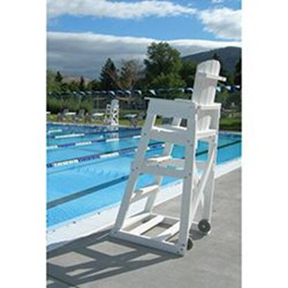 Picture of Guard Chair-Mendota 48 In Recycled Plstc Saq45023