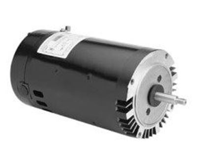 Picture of MOTOR 3 PHASE 56J - 3 HP (T3302) MAGH741
