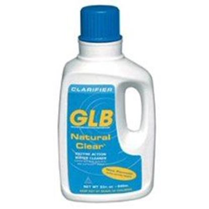 Picture of Natural Clear Gal. Bottle - 4/Cs Gl71412