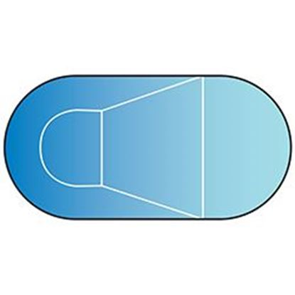 Picture of Oval pool kit, 16-6 X 36-6 PKSO1636