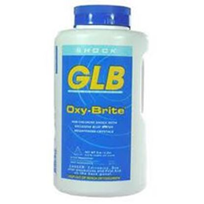 Picture of Oxy-Brite Shock 5 Lb. Bottle - 6/Cs Gl71418
