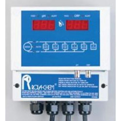Picture of Ph And Orp Automatic Controller Rc554000