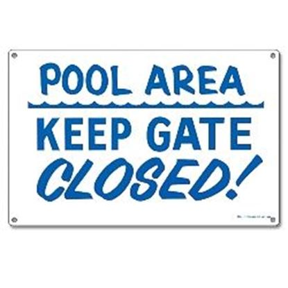 Picture of Please Keep Gate Closed Pm40316