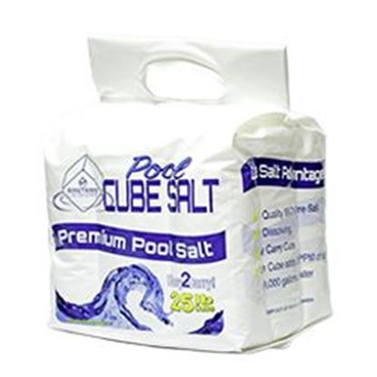 Picture of SALT 25LB CUBE CUBESALT25