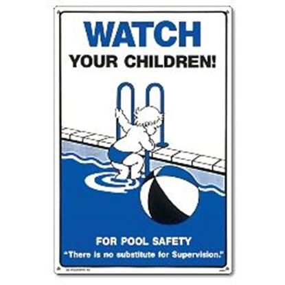 Picture of Sign - Watch Your Children Pm40363