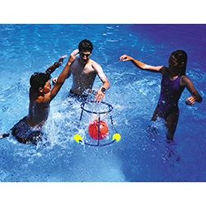 Picture of SLAM DUNK FLOATING BASKETBALL GAME 12/CS SL9157