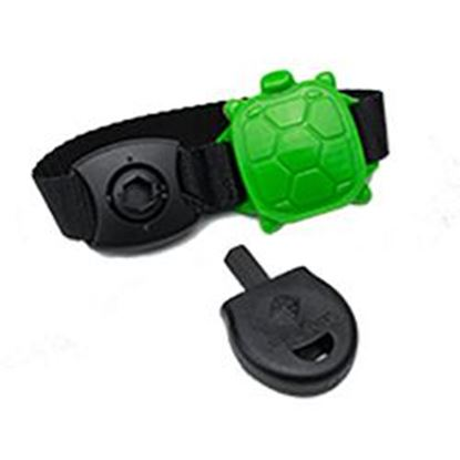 Picture of TURTLE WRISTBAND - GREEN ST101G