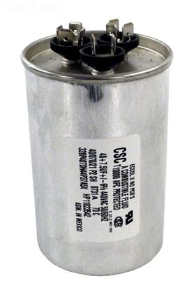 Picture of Capacitor - 40+7.5 Uf Hpx11023542