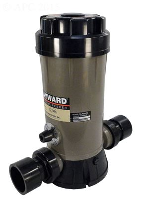Picture of HAYWARD INLINE CHLORINATOR 2 IN. SLIP CL2002S