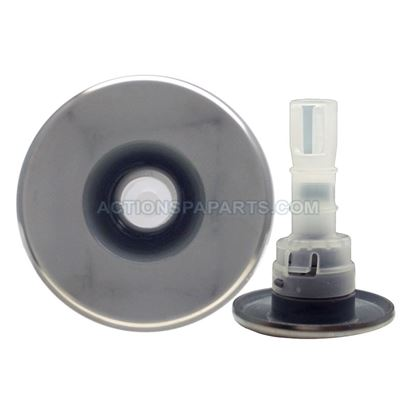 Picture of 90011935 Pentair Cyclone Jet Directional Non Swirl Nozzle With Stainless Steel Escutcheon