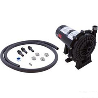 """Picture of Pump, Booster, Waterway Universal, 0.75hp, 115v/230v, 3/4""""fpt, Oem 3810430-1pda"""