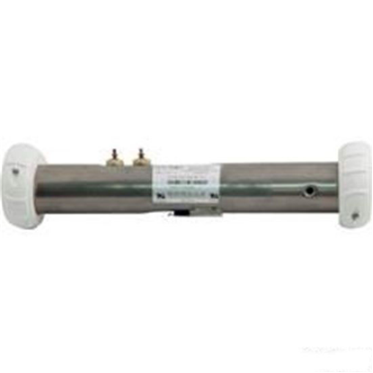 "Picture of 50081 Heater Flothru Bwg 15"" X 2"" 230v 4.0kw W/O Ps"