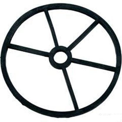 "Picture of 51018600 Gasket Pentair H & M Valve 6-3/8""od 5 Spokes"