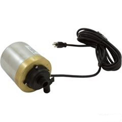 """Picture of Pump, Circ, Calvert S1200t, 115v, 3/4"""" X 1/2"""", 20ft Cord, Oem S1200t-20"""
