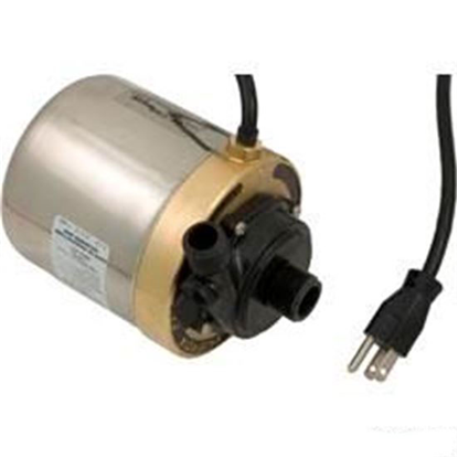 """Picture of Pump, Circ, Calvert S580t, 115v, 3/4"""" X 1/2"""", 6ft Cord, Oem S580t-6"""