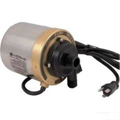 """Picture of Pump, Circ, Calvert S900t, 115v, 3/4"""" X 1/2"""", 6ft Cord, Oem S900t-6"""
